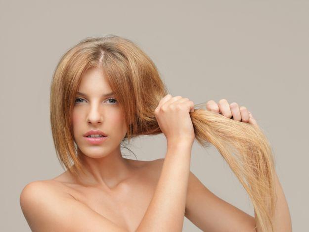 Pflegeserum Jantar für geschädigte Haare