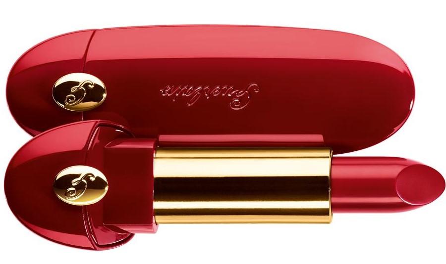 Französisches Design, praktische Lösungen und intensive Farben: der Lippenstift Rouge G von Guerlain