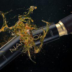 Nanoil - das beste Haaröl zum Schutz und Stylen der Haare