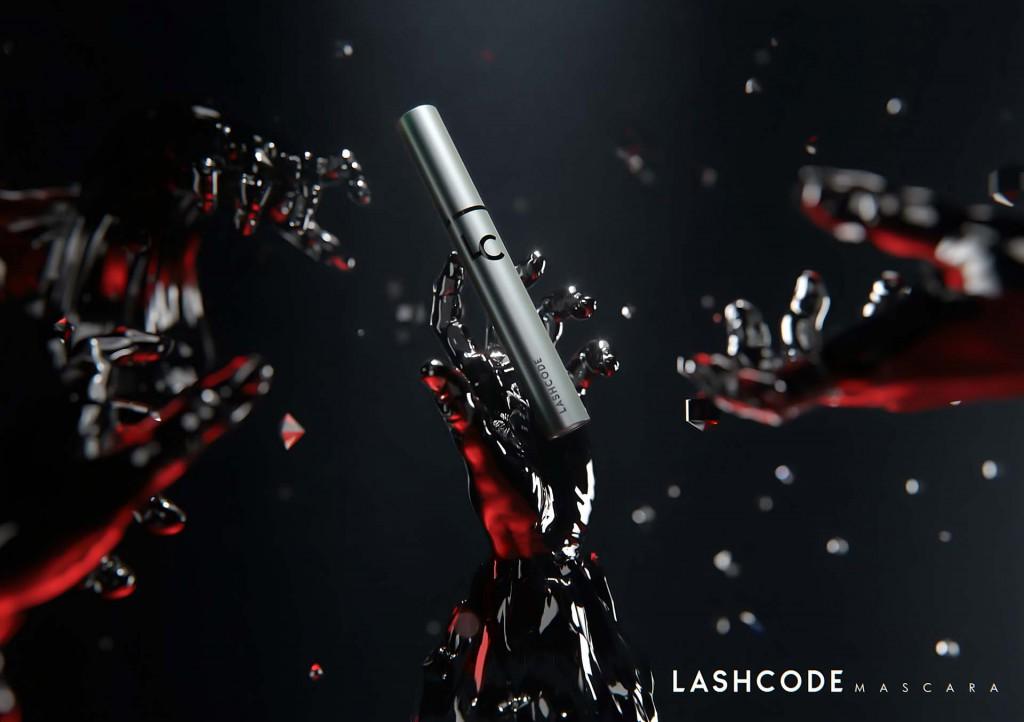 wunderbare Wimperntusche - Lashcode