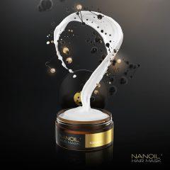 nanoil keratin haarmaske